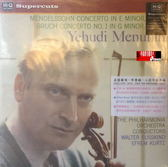 【停看聽音響唱片】【黑膠LP】 孟德爾頌、布魯赫:小提琴協奏曲