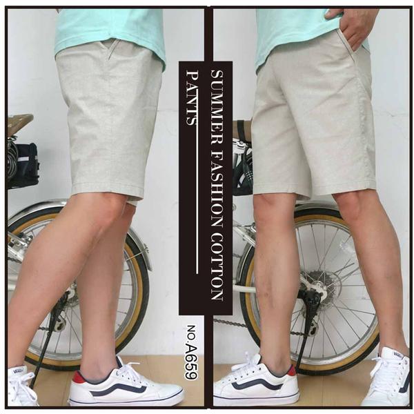 【大盤大】休閒短褲 M-3XL 五分褲 輕薄 現貨 男 夏天短褲 透氣 涼感 沙灘褲 運動短褲 實用 有大碼