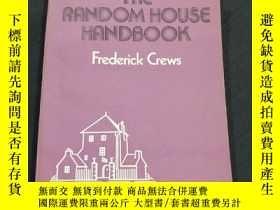 二手書博民逛書店THE罕見RANDOM HOUSE HRNDBOOK FREDERICK CREWS(平裝,32開)Y752