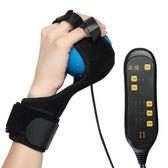 電動熱敷球按摩震動理療球中風偏癱手指按摩器手部康復器材訓練器igo 美芭