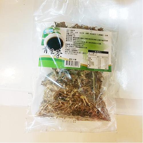 【養生茶飲】青草茶50G/包【愛買】
