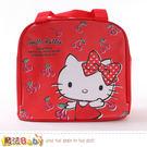 Hello Kitty授權正版超Q保溫提袋便利好用 防水尼龍材質,收口保隱私保安全,輕量沒負擔