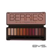 澳洲BYS 莓果限定款-玩美濾鏡12色眼影盤 【康是美】