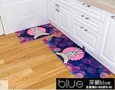 廚房地墊長條防油防水家用吸水腳墊浴室防滑墊子進門門口臥室地毯[【全館免運】]
