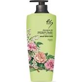 ELASTINE綠野迷情奢華香水洗髮精600ml【愛買】