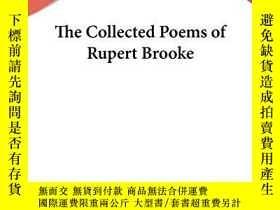 二手書博民逛書店The罕見Collected Poems Of Rupert BrookeY256260 Rupert Bro