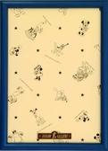 迪士尼300P專用框(藍)  /30.5*43cm/Tenyo/木框/日本進口
