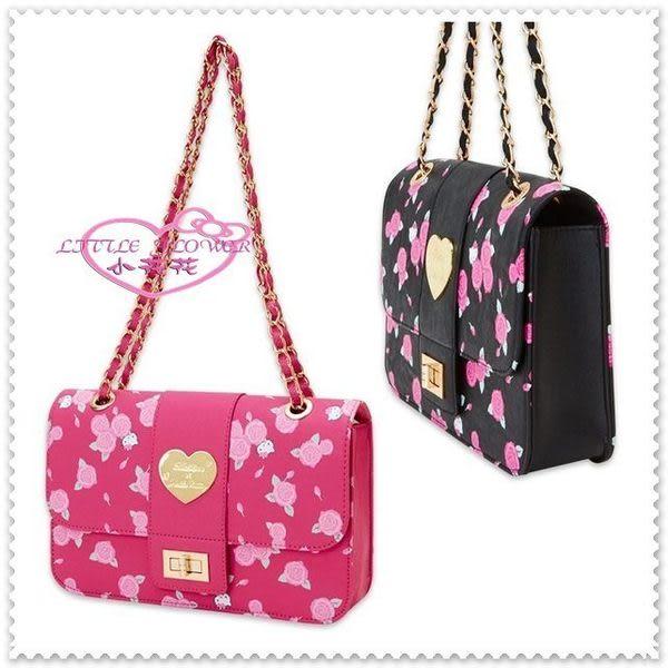 ♥小花花日本精品♥ Hello Kitty MARS 側背包 肩背包 皮質斜背包 桃色玫瑰 42095804
