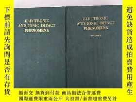 二手書博民逛書店electronic罕見and ionic impact phe