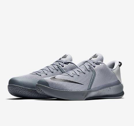 Nike Zoom Kobe Venomenon 6 EP 男款運動籃球鞋 灰-NO.897657002