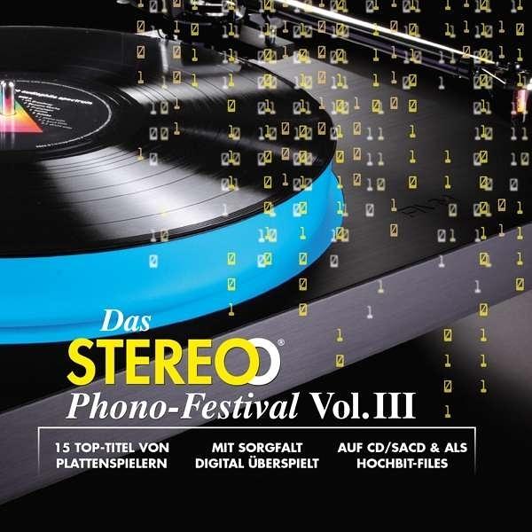 【停看聽音響唱片】【SACD】金耳朵第3集唱盤盛宴 Das Stereo Phono-Festival Vol.III