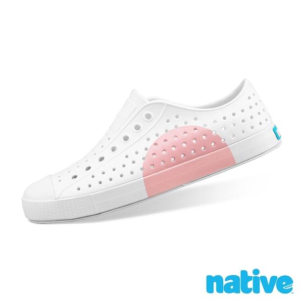 native JEFFERSON 男/女鞋-珊瑚粉