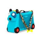 【美國 B.Toys 感統玩具】BX1572 小獵犬沃菲行李箱
