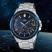 【台南 時代鐘錶 CASIO】卡西歐 OCEANUS 宏崑公司貨 OCW-G1100TG-1A 太陽能GPS電波旗艦錶款