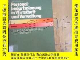 二手書博民逛書店Personal-bedarfsplanung罕見in Wirt