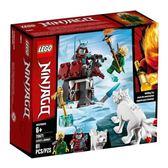 樂高積木 LEGO《 LT70671 》 NINJAGO 旋風忍者系列 - 勞埃德的旅程╭★ JOYBUS玩具百貨