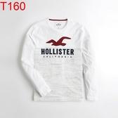 HCO Hollister Co. 男 當季最新現貨 長袖 T-SHIRT Hco T160