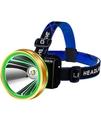 頭燈強光充電超亮頭戴式手電筒防潑水感應遠射打獵疝氣燈led礦燈
