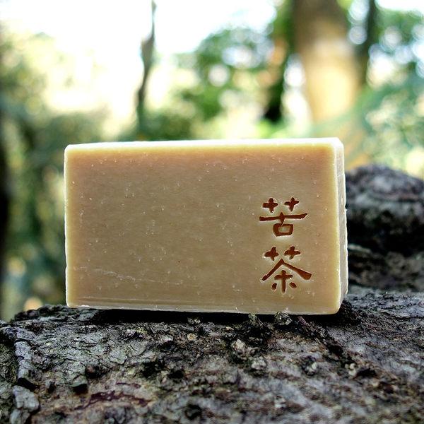 文山手作皂-苦茶洗頭皂(洗頭用)