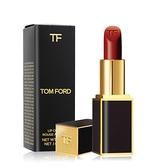 TOM FORD Lip Color 設計師唇膏#16 Scarlet Rouge(3g) 黑管-國際航空版