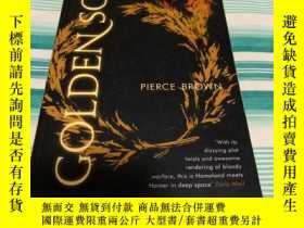 二手書博民逛書店Golden罕見Son 皮爾斯布朗 黃金之子(火星崛起2)科幻小說 英文原版Y140876 Pierce Br