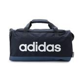 ADIDAS LINEAR LOGO DUFFEL BAG 健身包 藍 FM6745 鞋全家福