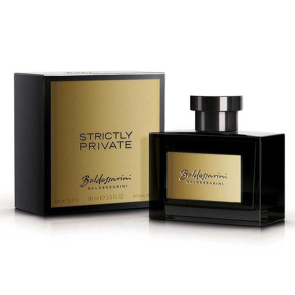 BALDESSARINI STRICTLY PRIVATE 巴爾德賽里尼 高度隱私 男性淡香水90ml【七三七香水精品坊】