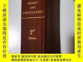 二手書博民逛書店Diseases罕見of the Heart and Circu
