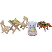 森林家族 大象姐姐野餐組_EP14664