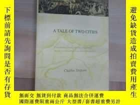 二手書博民逛書店英文書:A罕見TALE OF TWO CITIES CHARIES DICKENS 共356頁 16開 詳見圖片奇