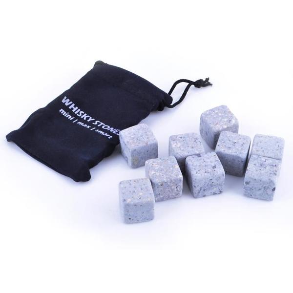 萊珍斯威士忌石頭冰塊冰酒器冰石速凍制冷酒具創意用品送布袋