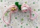 【震撼精品百貨】Sugarbunnies 蜜糖邦尼~三麗鷗蜜糖邦尼髮束-毛線#49255