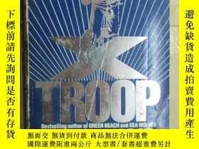 二手書博民逛書店X罕見TROOP6583 英文原版 具體見圖 出版1982