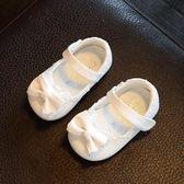 週年慶優惠-小女孩鞋單鞋春秋季女寶寶軟底公主皮鞋女童鞋