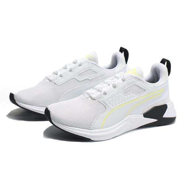 PUMA 休閒鞋 DISPERSE XT 白 螢光 黑 訓練 慢跑 運動 女 (布魯克林) 19374412