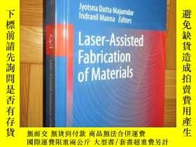 二手書博民逛書店Laser-Assisted罕見Fabrication of M