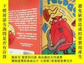 二手書博民逛書店fatbag罕見the Demon vacuum cleaner 胖子魔鬼 吸塵器..Y200392