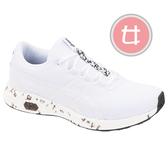 ASICS 19SS 緩衝 休閒 女慢跑鞋 HyperGEL-YU系列 B楦 1022A056-101 贈1襪【樂買網】