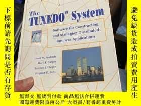 二手書博民逛書店The罕見Tuxedo System: Software for