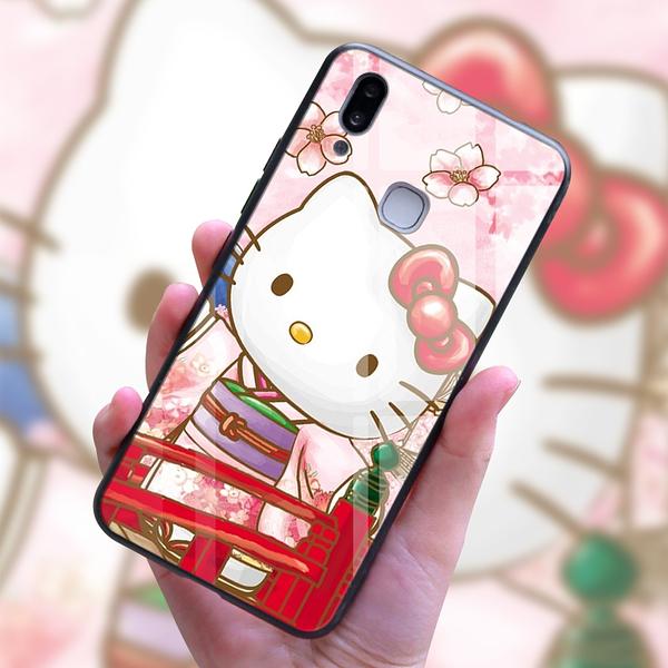 蘋果X/Xs Xs Max保護套 iPhone6/6s/7/8/XR保護殼 IPhone SE手機殼holle kitty凱蒂貓 蘋果11Pro Max手機套
