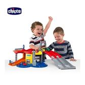 chicco-競速城市軌道組(含玩具車x2)