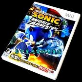 【WiiU / Wii原版片】 音速小子 世界大冒險 支援Wii U 【純日版 中古二手商品】台中星光電玩