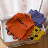 毛衣 正韓兒童外套男童毛衣套頭秋冬款寶寶線衣1-3歲小童卡通針織衫