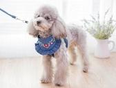 小狗狗牽引繩背心式寵物狗鍊子中型小型犬遛狗繩狗繩子泰迪 教主雜物間