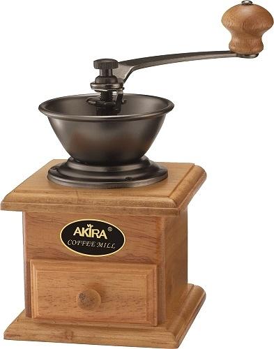 手搖磨豆機- AKIRA A-1 正晃行 復古造型 正晃行 --【良鎂咖啡精品館】