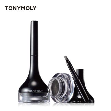 韓國 TONYMOLY 防水不暈染眼線膏 4g 眼線膏 眼線膠 眼妝 防水