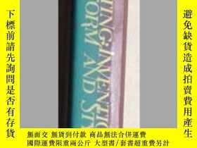 二手書博民逛書店WRITING:罕見INVENTION FORM AND STY