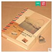 熱銷密碼箱鐵文章密碼盒子日記本紙盒子創意帶鎖收納鐵盒收納儲物盒包郵