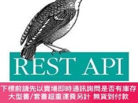 二手書博民逛書店預訂Rest罕見API Design Rulebook: Designing Consistent Restful