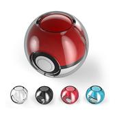 [哈GAME族]滿399免運費 可刷卡●100%量身打造●中性 NS 精靈球Plus 專用水晶殼 保護殼 防撞 四色